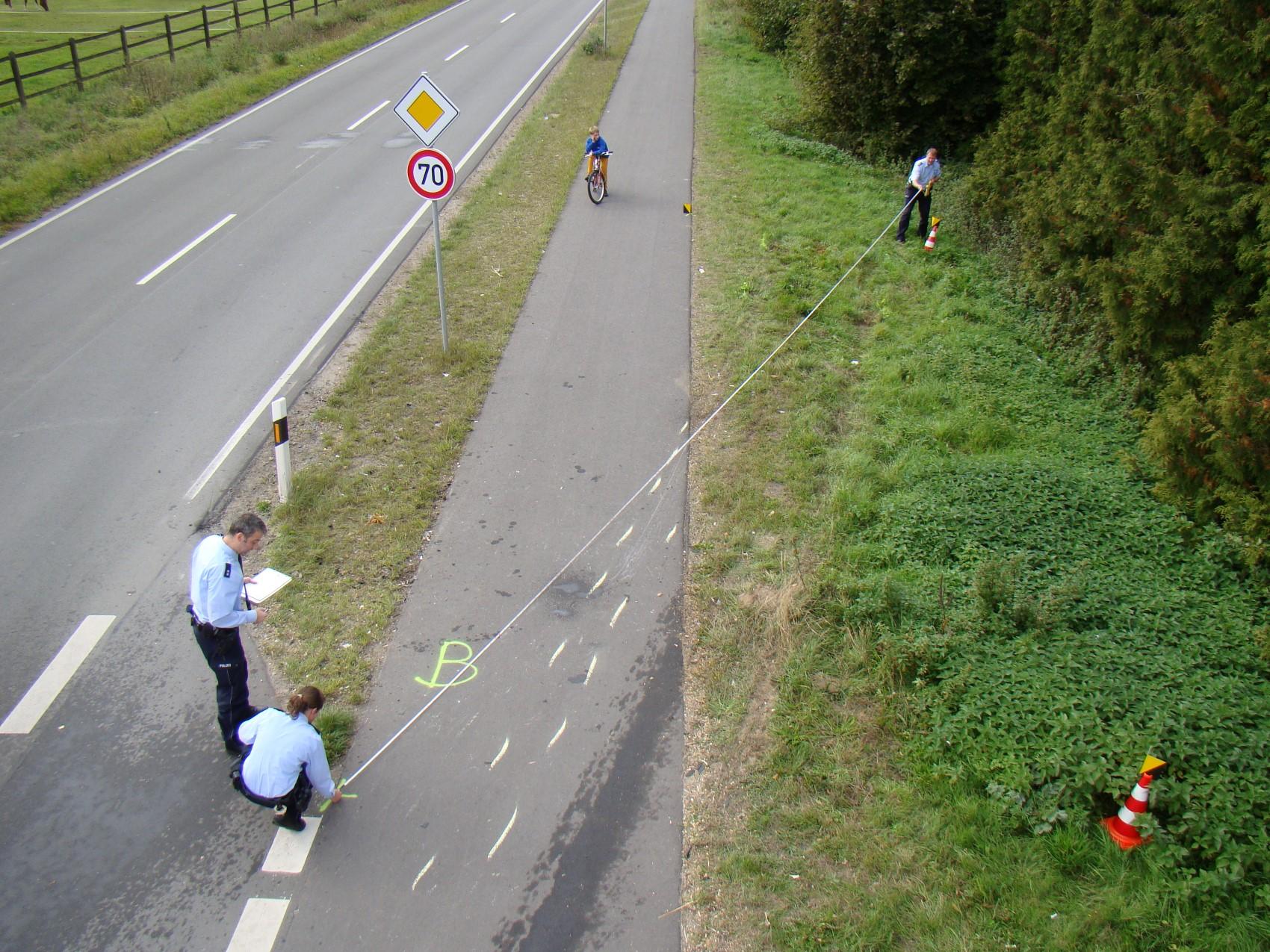 Politie fotografie